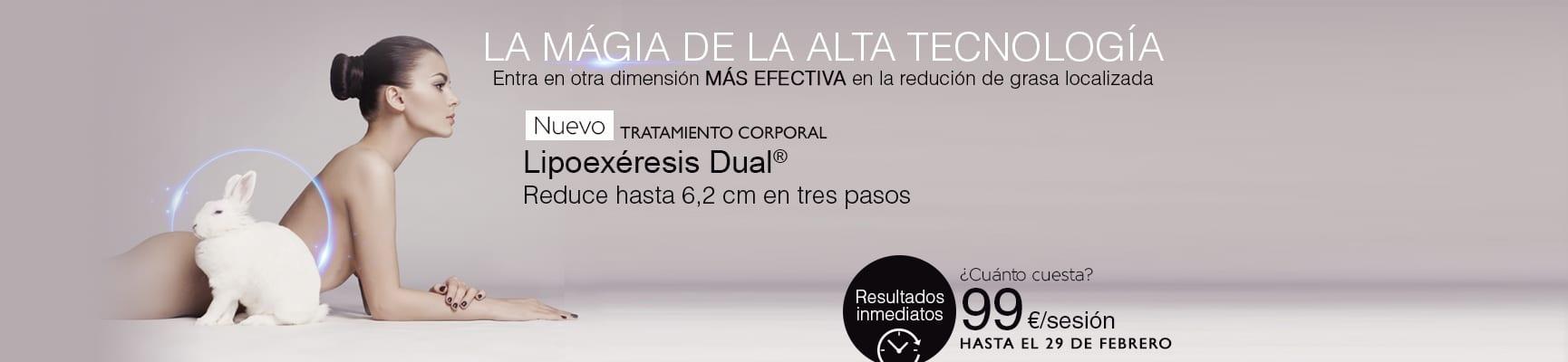 LipoExeresis Dual Frontpage