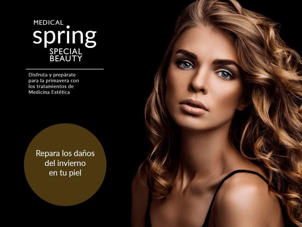 03 21 SPRING Medical Beauty Special 02 1024x768 Repara los daños del invierno en tu piel y comienza bien la primavera con Medical Spring Special Beauty