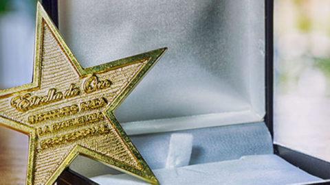 """Clínicas Zurich, """"Estrella de oro"""" por su trayectoria y excelencia"""