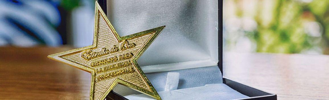 clínicas Zurich, estrella de oro, blog Clínicas Zurich