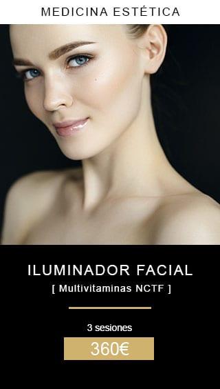 precio iluminador facial