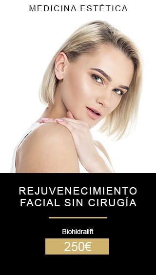 precio rejuvenecimiento facial