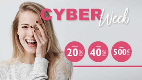 CyberWeek: Ofertas increíbles en Zurich