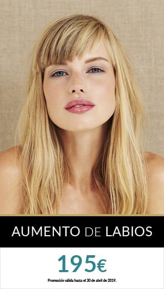 aumento de labios promo zurich abril PROMOS