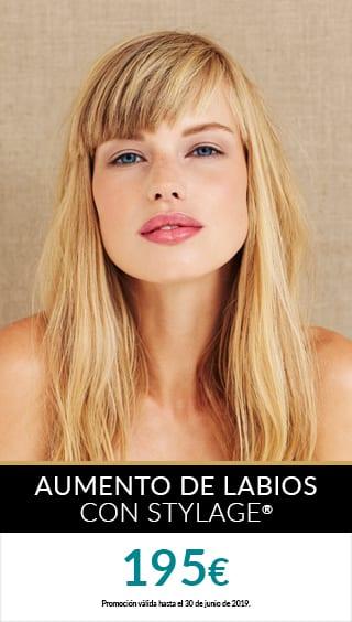 aumento de labios stylage promo zurich junio PROMOS