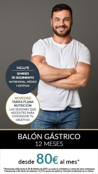 balon gastrico 12meses promo zurich enero febrero PROMOS