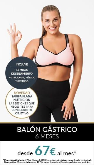 balon gastrico 6meses promo zurich enero febrero PROMOS