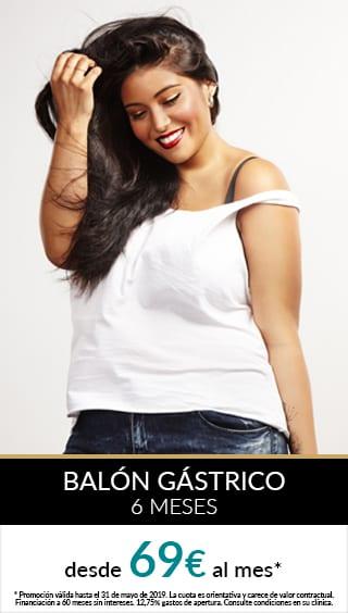 balon gastrico 6meses promo zurich mayo Promos Nutrición Obesidad