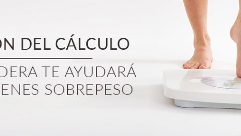 La medición del cálculo cintura/cadera te ayudarán a saber si tienes sobrepeso