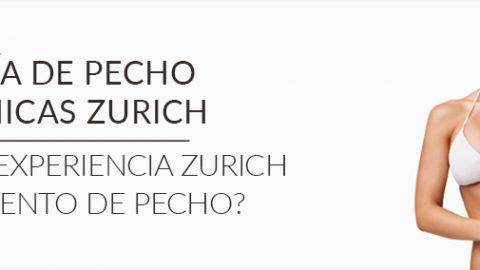 Cirugía de pecho en Clínicas Zurich – ¿Cómo es la experiencia Zurich en tu aumento de pecho?