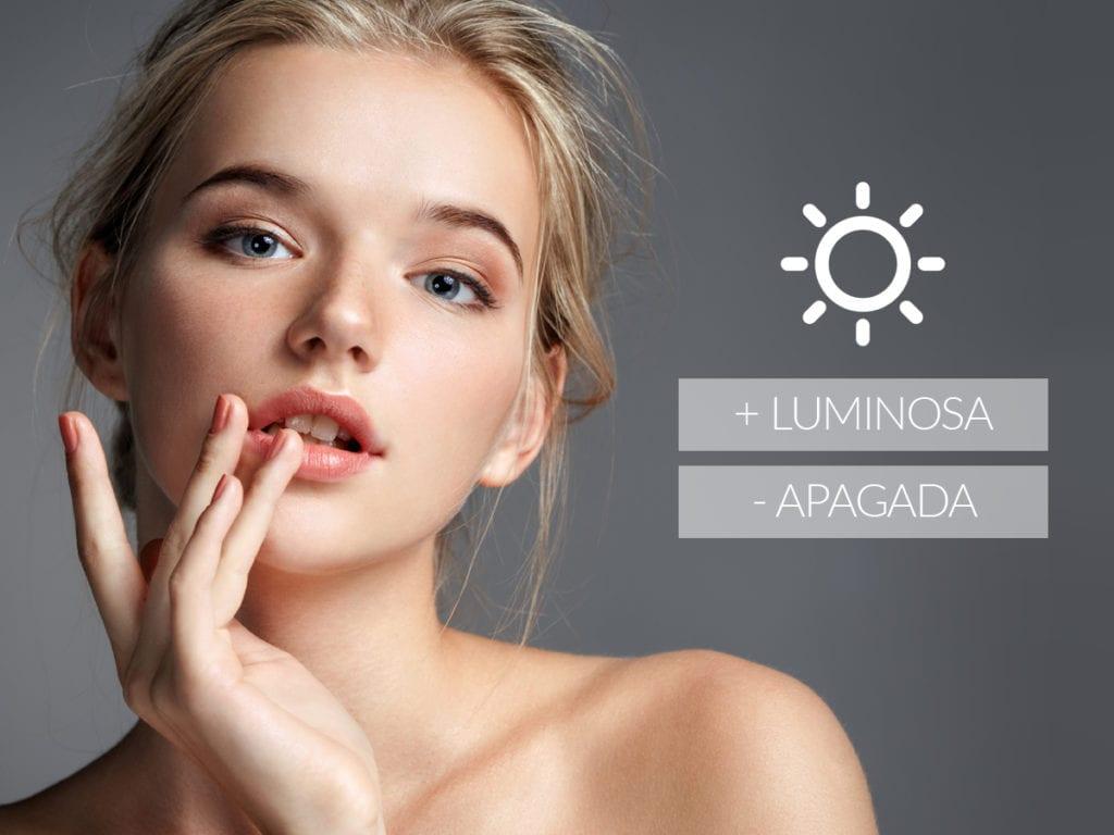 consejos para conseguir piel luminosa
