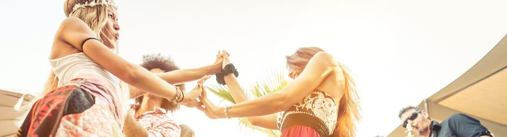 eventos chicas bailando