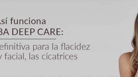 Así funciona INDIBA Deep Care: La solución definitiva para la flacidez corporal y facial, las cicatrices.