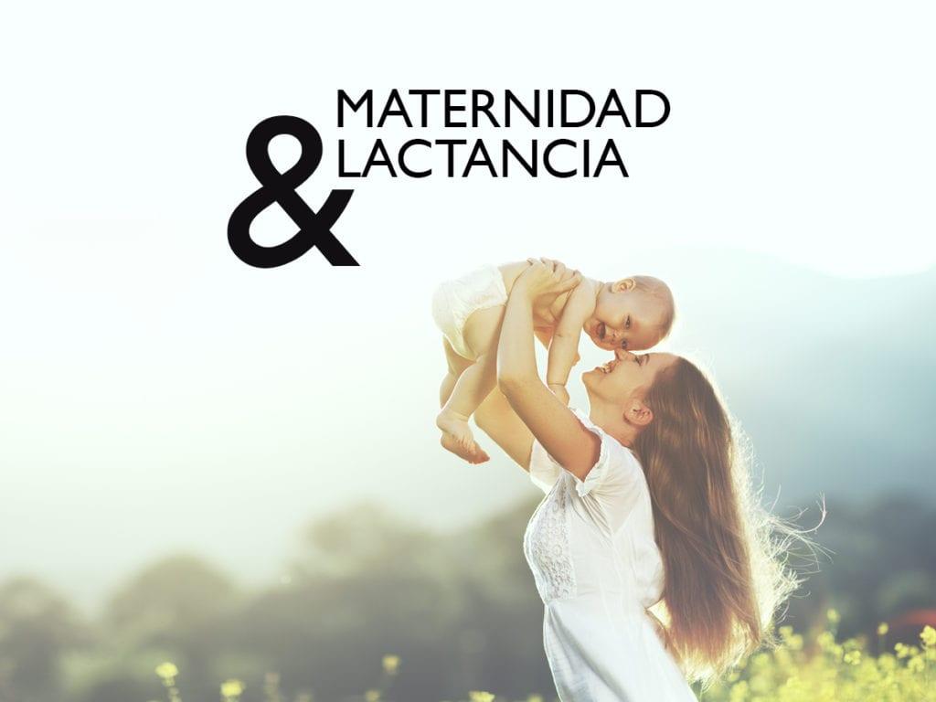 maternidad lactancia pecho caido