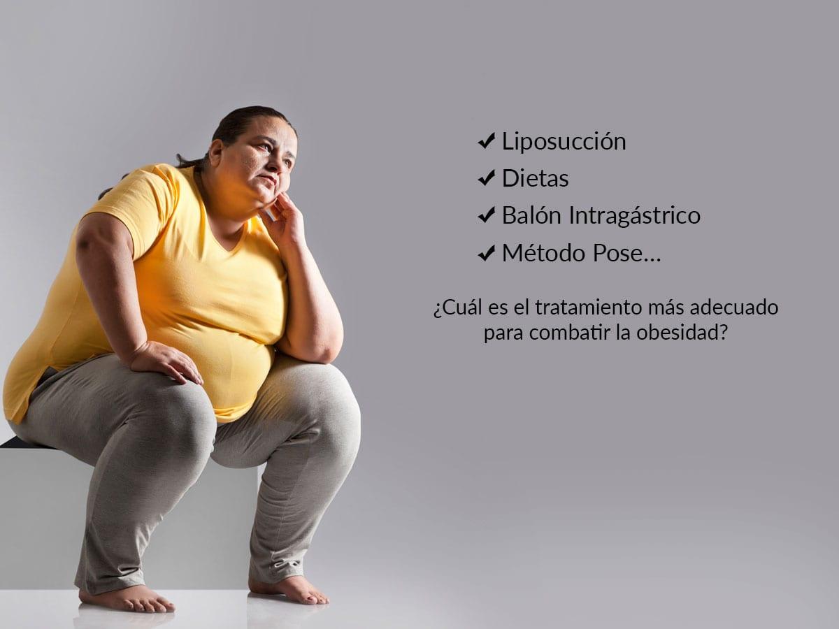 tratamientos para obesidad