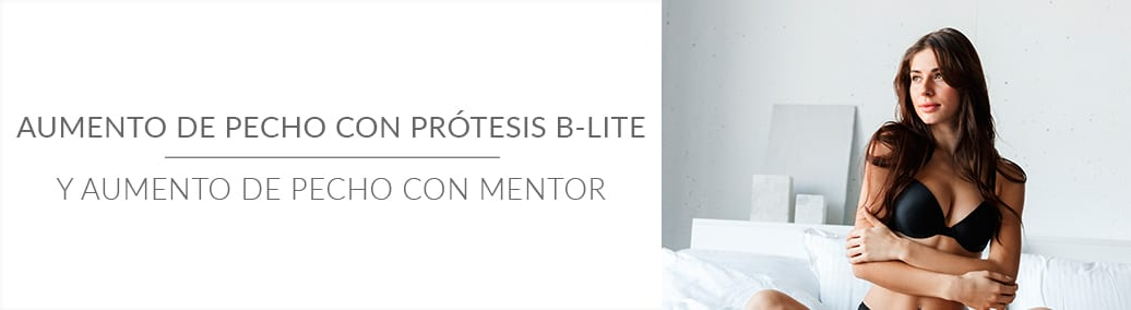 prótesis b-lite y mentor