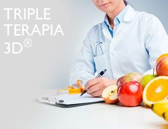 subhome nutricion triple terapia Nutrición