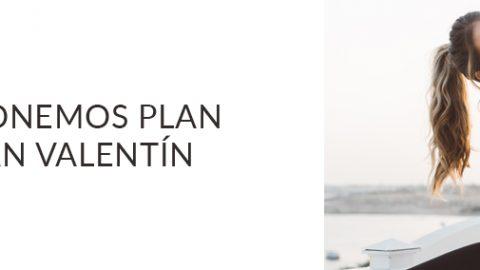 Te proponemos plan para San Valentín: contigo misma