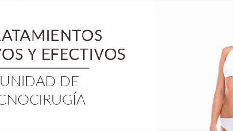 Top 5 tratamientos no invasivos y efectivos de la Unidad de Neotecnocirugía