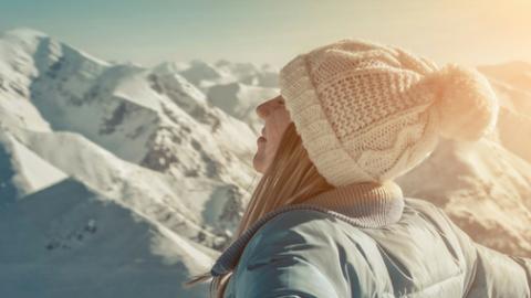 Escapadas a la nieve, ¡claves para proteger tu piel!