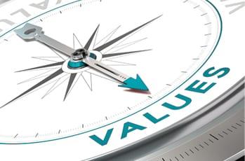 valores Misión, visión y Valores