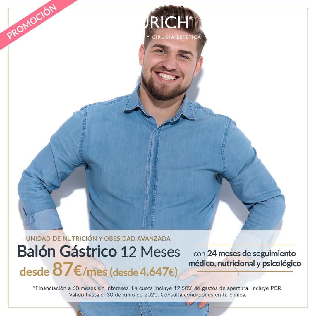 precio balon gastrico